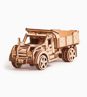 """Koka konstruktors """"Kravas automašīna"""""""