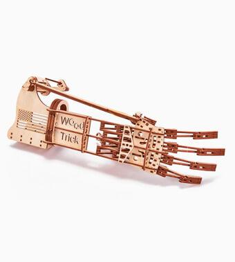 Деревянный конструктор «Рука»