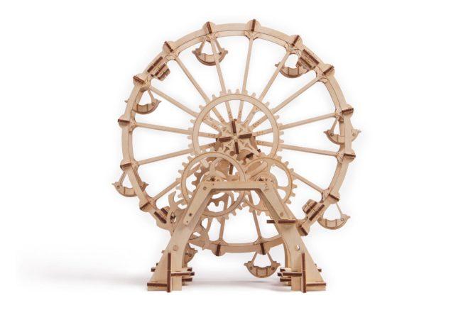 """Koka konstruktors """"Panorāmas rats"""""""