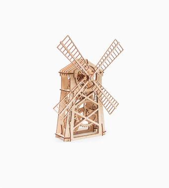 """Koka konstruktors """"Vēja dzirnavas"""""""