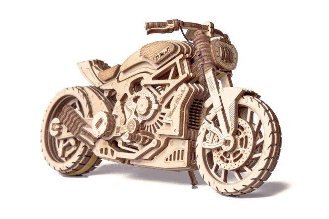 """Koka konstruktors """"Motocikls DMS"""""""