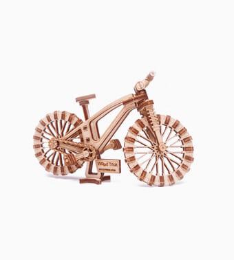 "Koka konstruktors ""Vudiks – Mini velosipēds"""