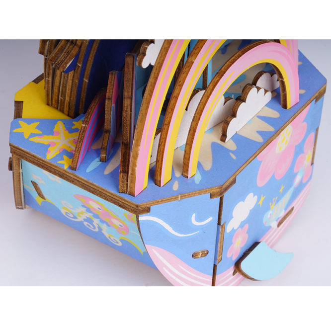 Музыкальная шкатулка «Океанариум»