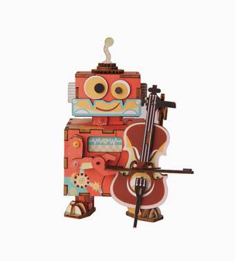 """Muzikālā lāde """"Jaunais mūziķis"""""""