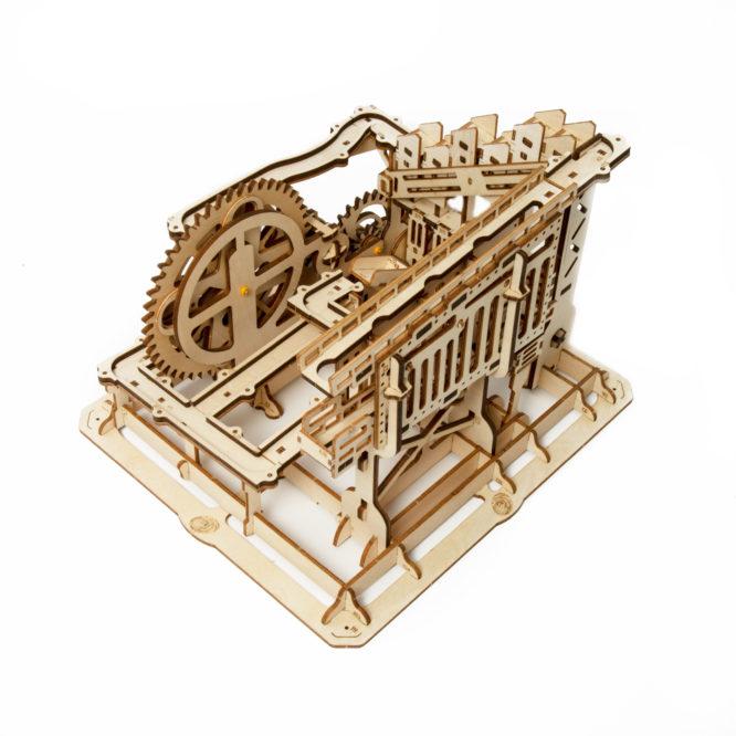 Деревянный конструктор «Мраморный отряд»