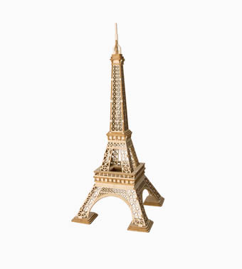 "3D koka puzle ""Eifeļa tornis"""