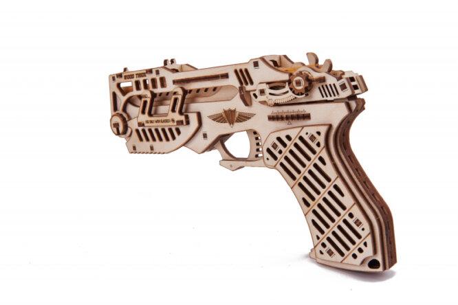 """Koka konstruktors """"Kiber pistole"""""""