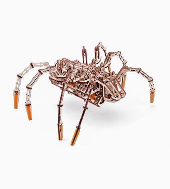 Деревянный конструктор «Космический паук»